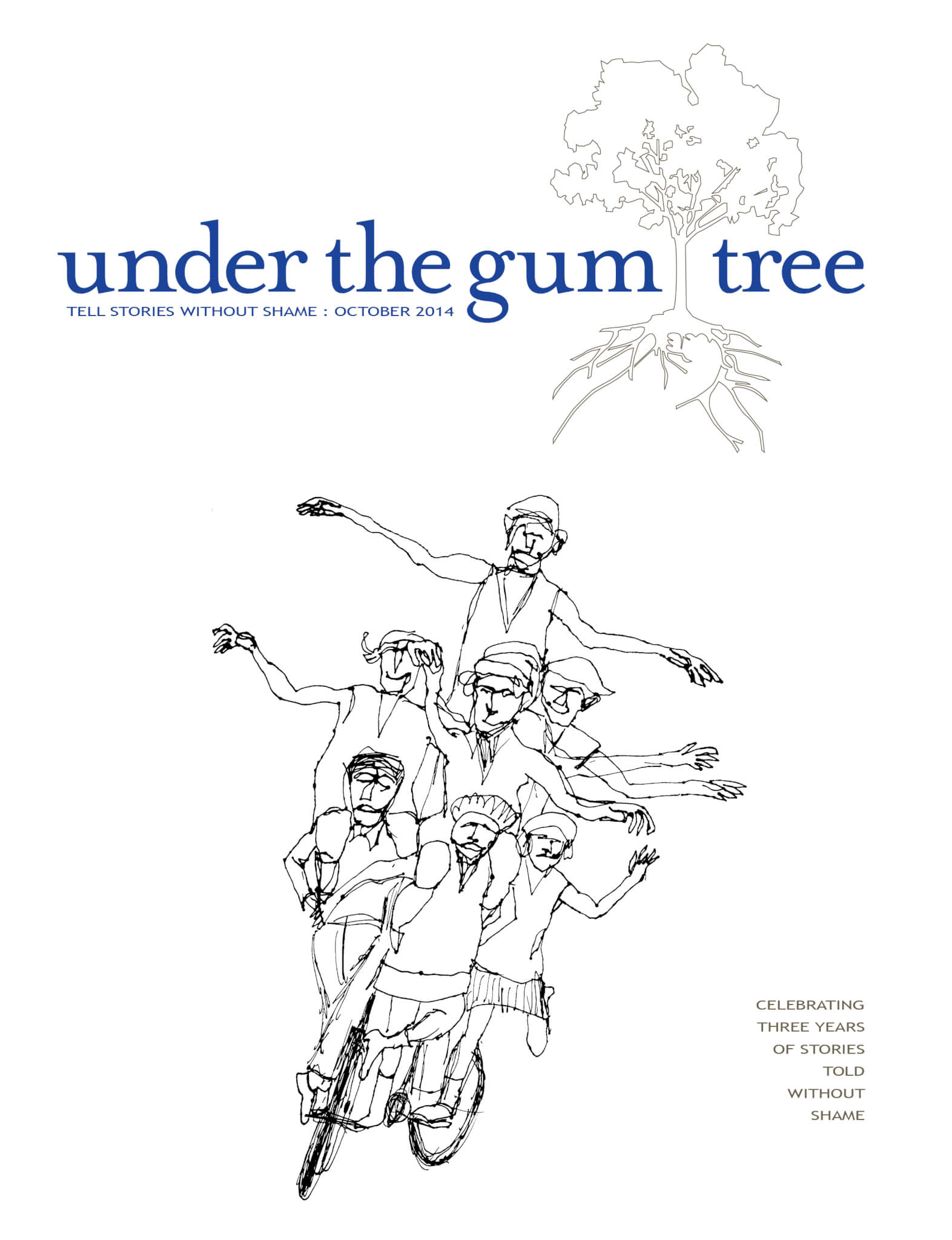Storytelling & Patronage: On the 3-year Anniversary of Under the Gum Tree